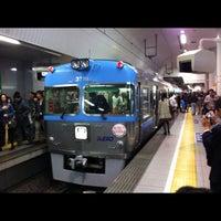 Photo taken at Inokashira Line Shibuya Station (IN01) by Shohei T. on 11/6/2011