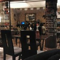 Photo taken at El Jardín Secreto - Lounge Bar by Eka P. on 10/30/2011