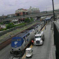 Photo taken at Denver Amtrak (DEN) by Joe S. on 5/3/2012