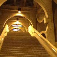 Photo taken at Keihan Uji Station (KH77) by Hotaka N. on 2/26/2012