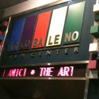 Foto scattata a Cinema Arcobaleno da Caterina B. il 3/11/2012