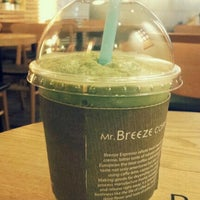 Photo taken at Mr. Breeze Coffee by Kadingka K. on 6/15/2012