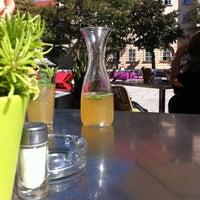 Das Foto wurde bei Café.Restaurant Halle von Christoph A. am 9/3/2011 aufgenommen