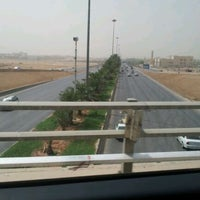 Photo taken at King Khaled Rd by Saad Fahad A. on 5/22/2012