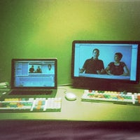 Photo taken at Mass Comm Editing Bay by Brian A. on 6/15/2011