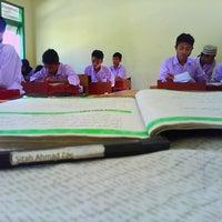 Photo taken at Pondok Pesantren At Tauhid Al Islamy, MTs Al Abror, MA At Tauhid Kapuhan Sawangan by Sitah Akhmad Z. on 8/8/2012