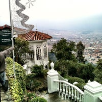 Photo taken at Monserrate by Mirton P. on 11/20/2011