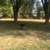 Photo taken at Murphy Dog Park by Trish B. on 8/11/2012