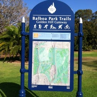 Photo taken at Golden Hill Park by Peggy G. on 11/7/2011