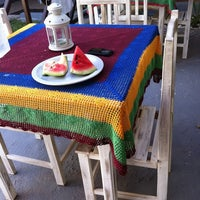 Photo taken at Pousada Baobá by Priscilla D. on 8/7/2011