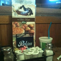 Photo taken at Perkins Restaurant & Bakery by Marilyn G. on 8/24/2012