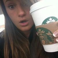 Photo taken at Starbucks by Jenna E. on 1/18/2012