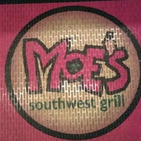 Photo taken at Moe's Southwest Grill by Branden B. on 9/27/2011