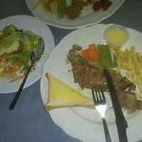Photo taken at Steak ลุงหนวด ซอยประดิพัทธิ์ 18 by Ahamuk M. on 4/24/2012