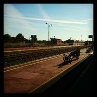 Photo taken at Estación de Talavera de la Reina by Daniel T. on 6/13/2012