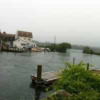 Photo taken at Matunuck Oyster Bar by Michael S. on 6/2/2012