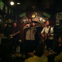 Photo taken at Hurley's Irish Pub by Bones on 3/11/2012