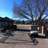 Photo taken at Colorado Springs Country Club by Todd W. on 1/22/2011