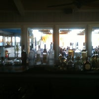 Photo taken at Beachside Bar Cafe by Penny B. on 11/25/2011