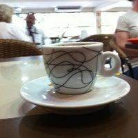 Photo taken at Grão Espresso by Rick A. on 5/29/2012