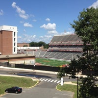 Photo taken at Capital One Field at Maryland Stadium by Michael K. on 8/18/2012