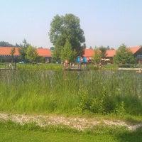 Photo taken at eden resort by Stefan F. on 7/28/2012