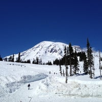 Photo taken at Mount Rainier National Park by Jessica J. on 4/22/2012