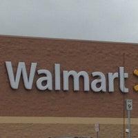 Photo taken at Walmart Supercenter by Nathaniel T. on 6/9/2012