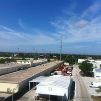 Photo taken at Pinellas County Main Yard by Matthew T. on 4/2/2012