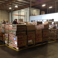 Photo taken at Los Angeles Regional Foodbank by Mayra R. on 3/26/2012