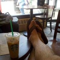 Photo taken at Starbucks by Marcus J. on 5/20/2012