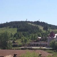 Photo taken at Бессонова гора by Роман В. on 5/25/2012