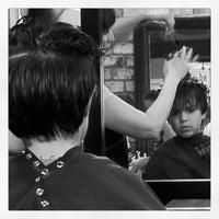 Photo taken at Salon Rache by Bill L. on 4/28/2012