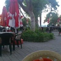 Photo taken at Defne Cafe by Eryen A. on 7/2/2012