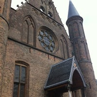 Photo taken at Ridderzaal by Richard B. on 8/6/2012