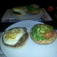 Photo taken at Burgus Burger Bar by Yevgeni K. on 7/23/2012