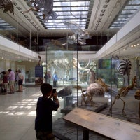 Photo taken at Dinosaur Hall by joyce m. on 7/9/2012