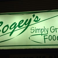 Photo taken at Bogey's by Michael B. on 1/14/2012
