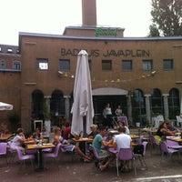 Photo taken at Het Badhuis by Tori B. on 8/17/2012