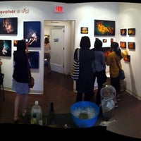 Photo taken at UFORGE Gallery by Matt M. on 9/11/2011