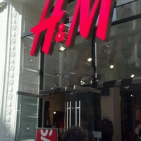 Photo taken at H&M by Amanda R. on 6/13/2012