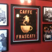Photo taken at Caffe Frascati by Alfredo M. on 8/15/2011