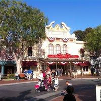 Photo taken at Main Street, U.S.A. by Eric A. on 6/13/2011