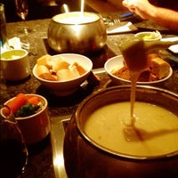 Photo taken at The Melting Pot by Auro B. on 1/31/2012