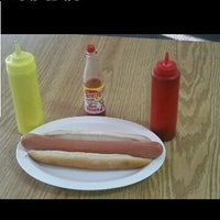 Photo taken at Hot Dog King #2 by teresa j. on 9/14/2011