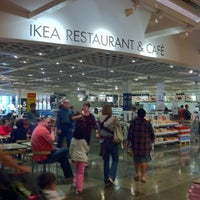 Photo taken at IKEA Restaurant & Cafe by Jon W. on 12/28/2010