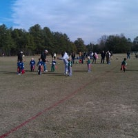 Photo taken at Owens Field Baseball Fields by Gayle H. on 12/10/2011