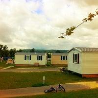 Photo taken at Camping und Ferienpark Orsingen GmbH by Niels R. on 7/21/2011