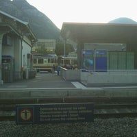 Photo taken at Gare d'Aigle by Francisco S. on 8/24/2011