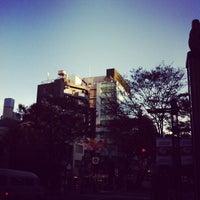 12/4/2011にTomomi T.が道玄坂上交番で撮った写真
